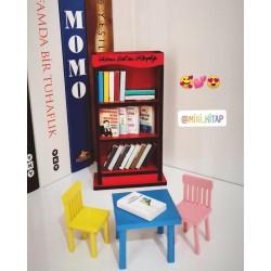 Mini Masa Sandalye Seti