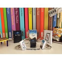Mini Kitap Yüzük
