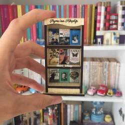 Klasik Mini Kitaplık